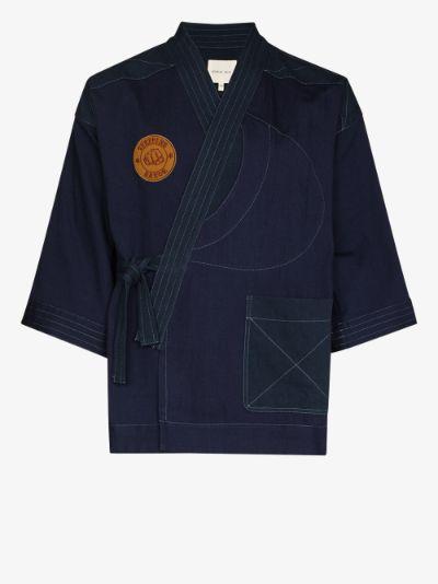 Do-Gi wrap Jacket