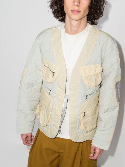 X Lavenham Toshghi utility jacket