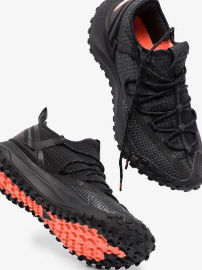 Black ACG Mountain Fly Low sneakers