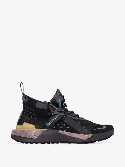 black Drifter Split ISPA sneakers