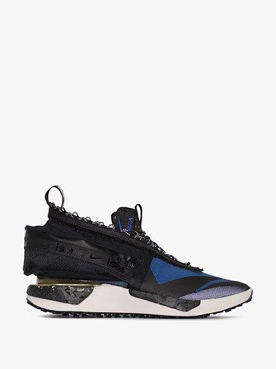black ISPA Drifter Gator sneakers