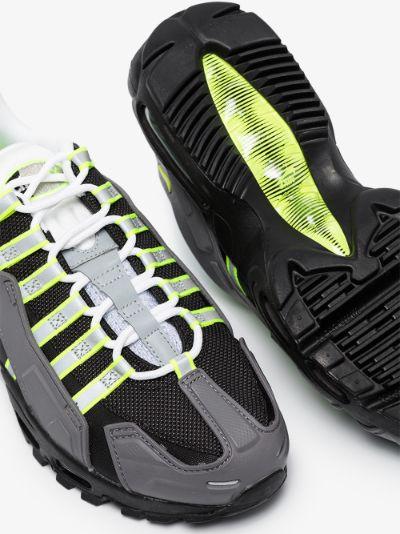 grey Air Max 95 NDSTRKT sneakers