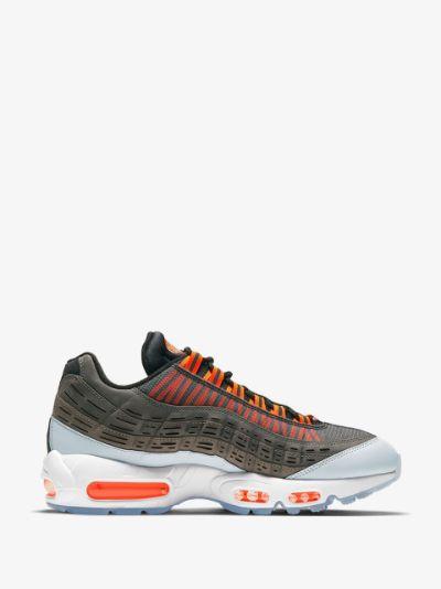 grey X Kim Jones Air Max 95 sneakers