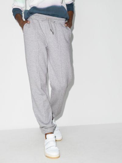 boyfriend fit track pants