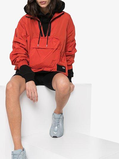 oversized organic cotton hoodie