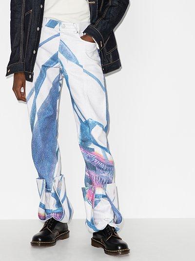 makai turn-up jeans