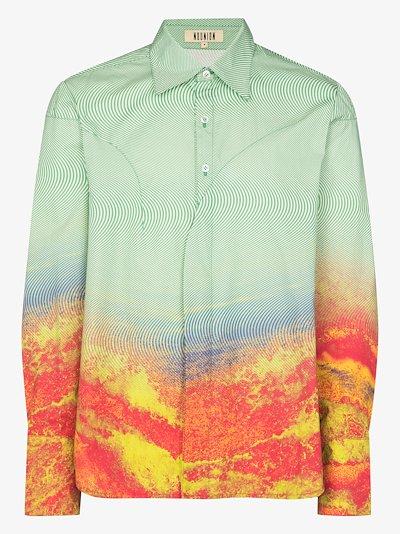 Phoenix cotton shirt