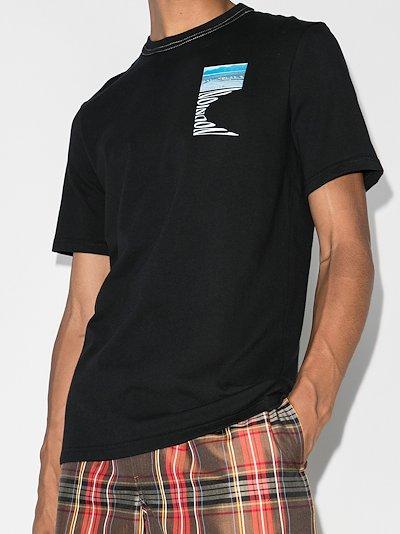 Spirit logo cotton T-shirt