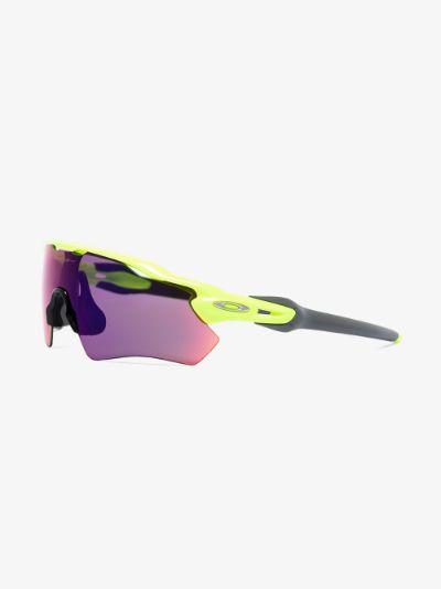 multicoloured Radar EV Path sunglasses