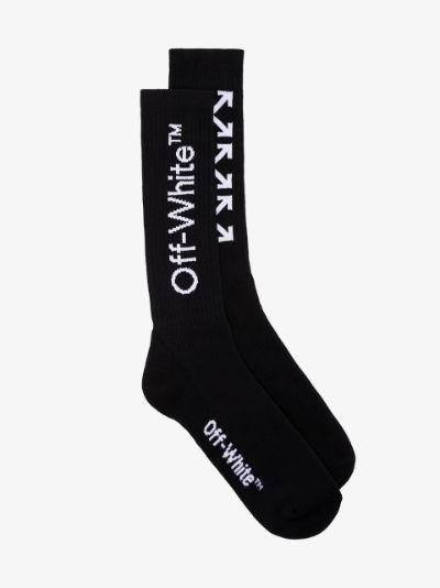black Arrows Logo socks