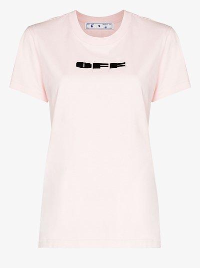 Bold logo cotton T-shirt