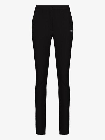 Corporate slim leg trousers