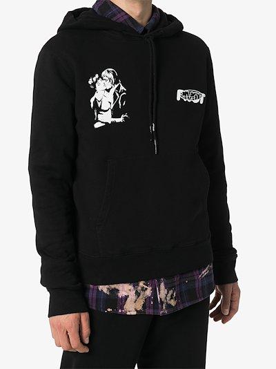 Kiss 21 hoodie