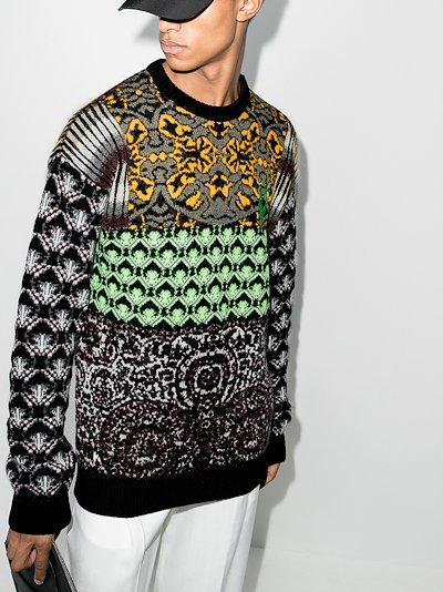 Persian Fantasy sweater