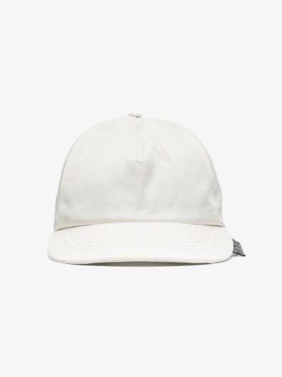 white Evening baseball cap
