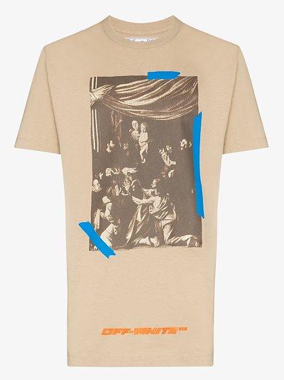 X Browns 50 Caravaggio T-shirt