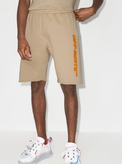 X Browns 50 Caravaggio track shorts