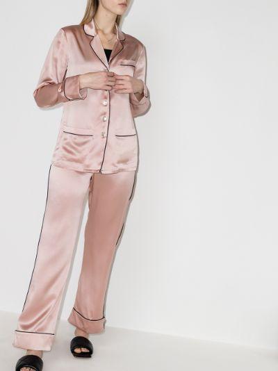 Coco silk pyjamas
