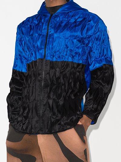 X Homecoming Richie diamond pleat jacket
