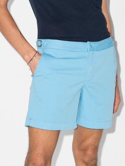 Bulldog cotton deck shorts