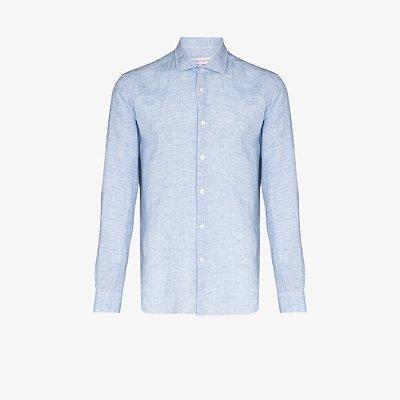 Giles linen shirt
