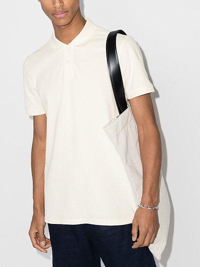 Jarrett cotton polo shirt
