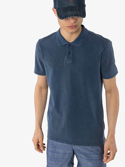 Jarrett wash cotton polo shirt