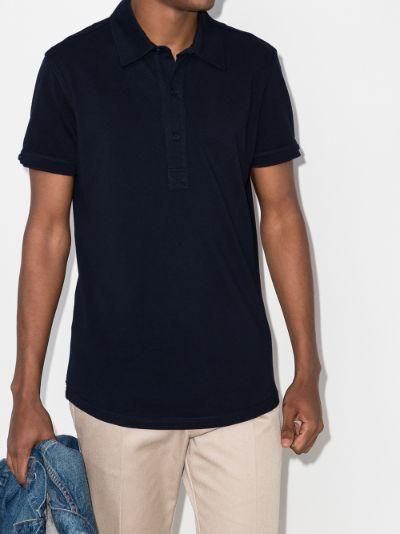 Sebastian cotton polo shirt