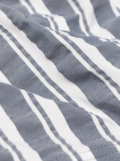 Setter Stripe Swim Shorts
