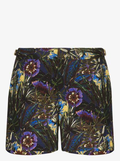Setter X Floral swim shorts