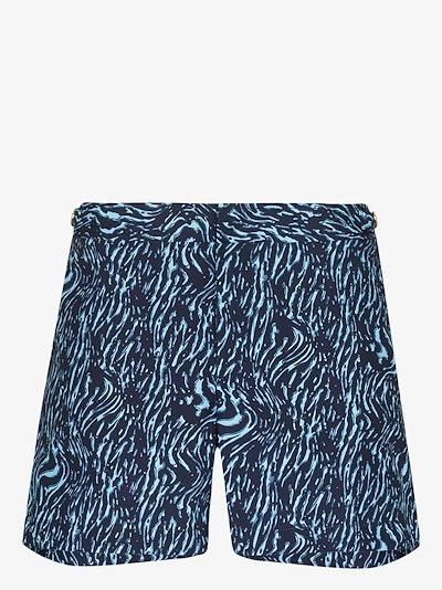 Setter X printed swim shorts