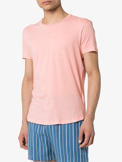 Sundown cotton T-shirt