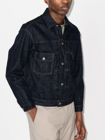 '50s denim jacket