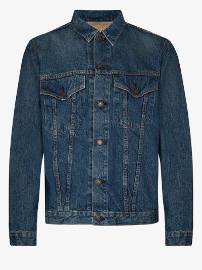 '60s button-up denim Jacket