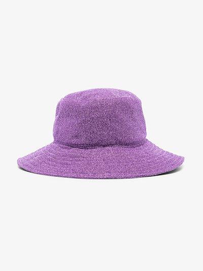 Purple Lumière Bucket Hat