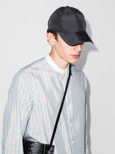 navy ballcap baseball cap