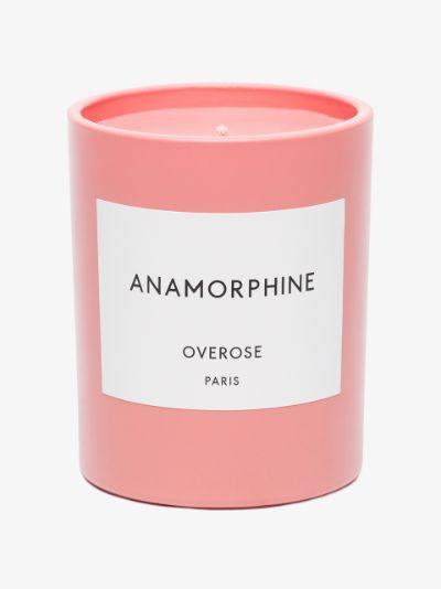 pink Anamorphine candle