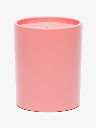 pink Valkiria candle