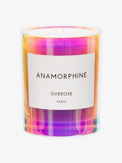 white Anamorphine candle