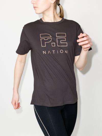 Heads Up organic cotton T-shirt
