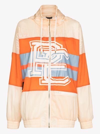 Score Runner hooded jacket