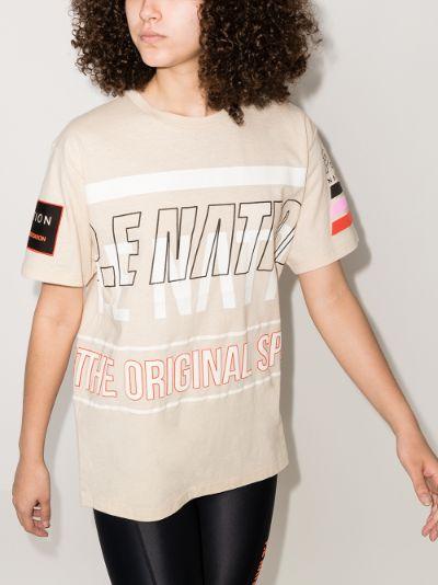 Westbrook logo print T-shirt