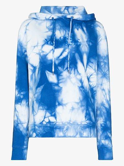 Lose Yourself tie-dye hoodie