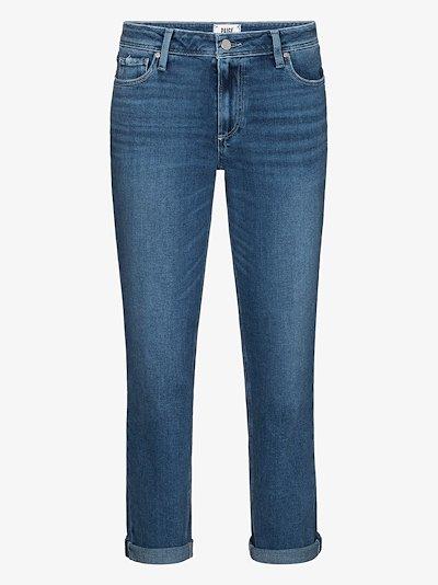 Brigitte cropped jeans