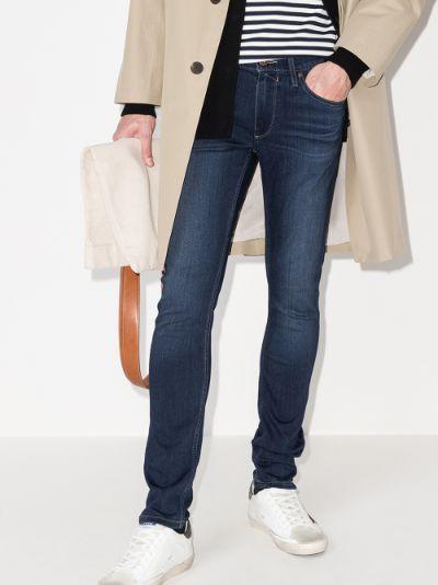 Croft Bauer straight leg jeans