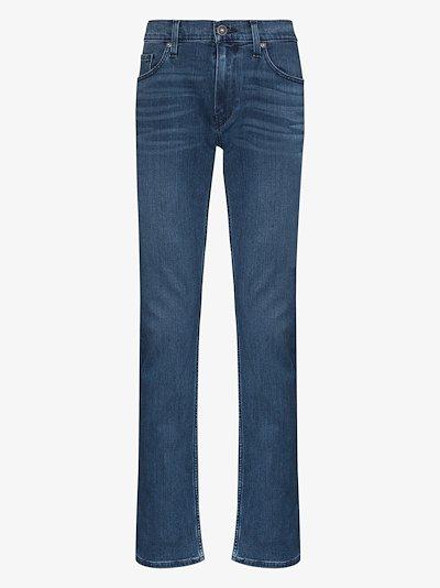 federal slim leg jeans