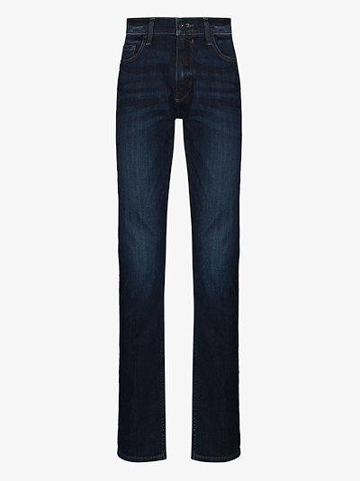 federal straight leg jeans