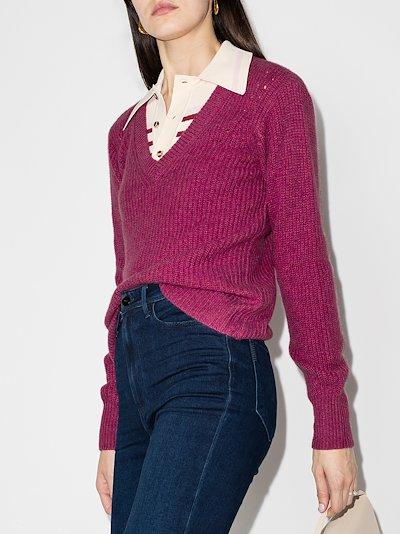 Kamil cashmere sweater