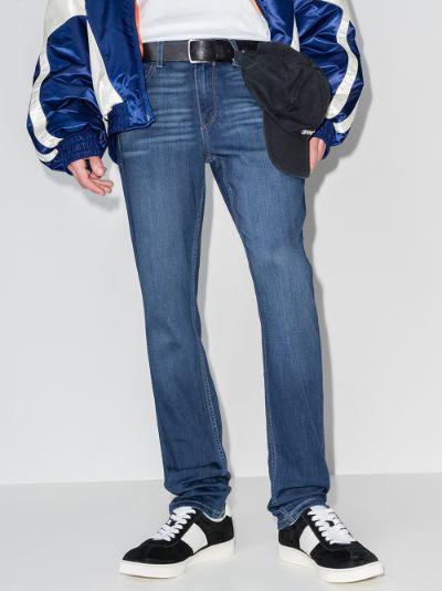 Lennox Leo straight leg jeans