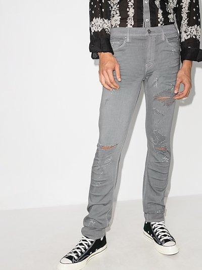 Lennox Maverick Destructed jeans